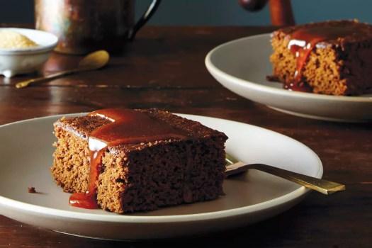 fresh ginger cake from Sylvia Thompson