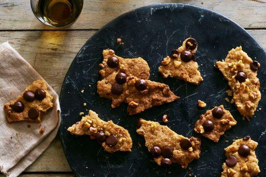 Shauna Sever's Chocolate Chip Cookie Brittle