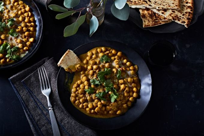 Sweet dreams are made of chickpeas.