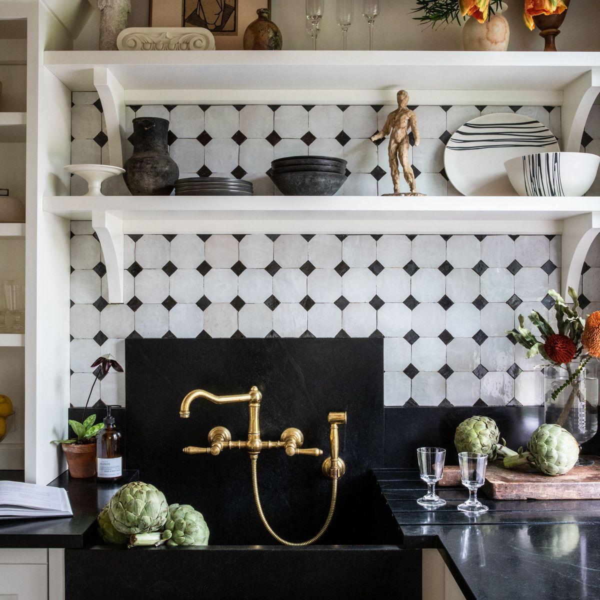 kitchen backsplash ideas wall tiles