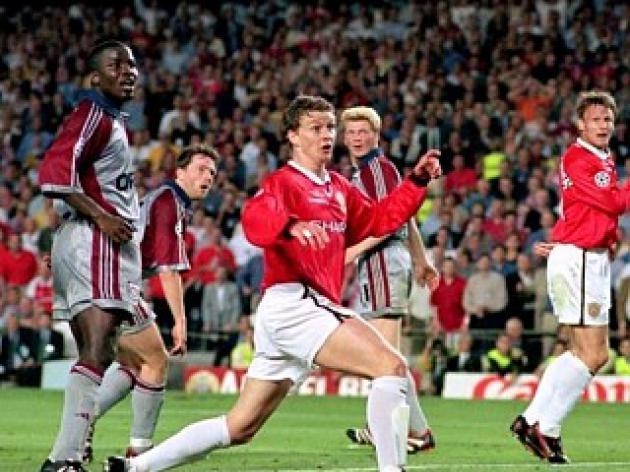 sheff utd vs arsenal Bayern Munich v Man Utd - One night in 1999