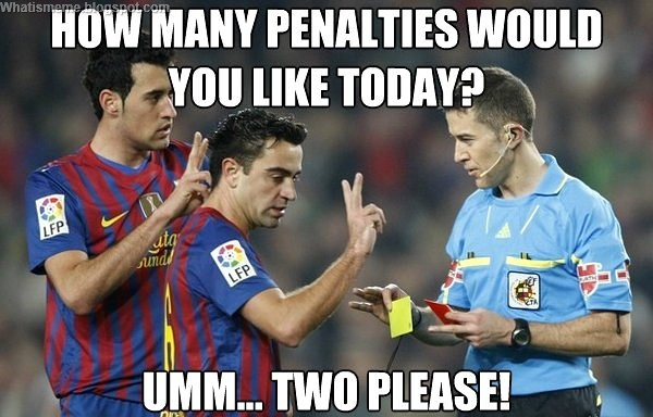 El Clasico 2017 Best Jokes Memes After Messi Barcelona Break