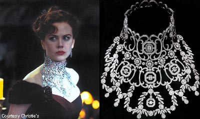 Moulin Rouge Diamond Necklace