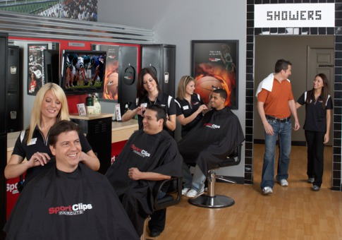 Sportclips Is The Best Place For Haircuts Da Sports Guys