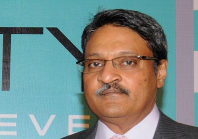 DB Realty's Vinod Goenka
