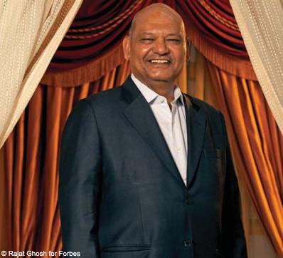 Anil Agarwal (c/o Forbes.com)