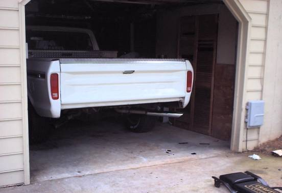 Lund Roll Pan Installation for 1973-1979 Ford F-series truck