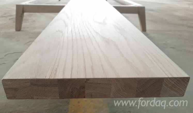 Veneered Stair Stringers Solid Oak Core Finished With Natural | Solid Oak Stair Stringers | Mono Stringer | Handrail | Steel Stair | Deck Stairs | Flooring