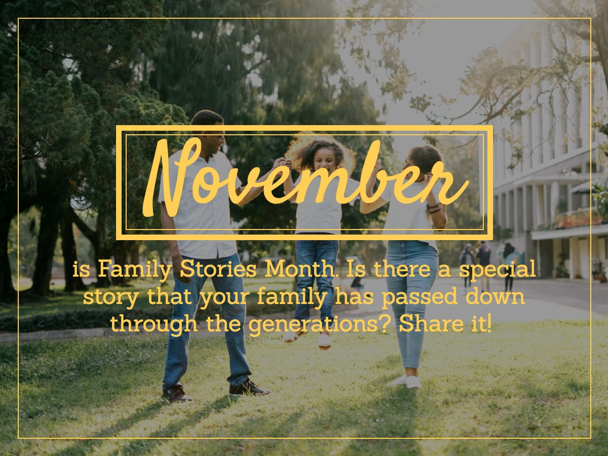 3 Tips For Recording Your Family History This Holiday