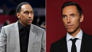 Michael Brown on No, Stephen A. Smith, the Brooklyn Nets' Hiring of Steve Nash is Not 'White Privilege'