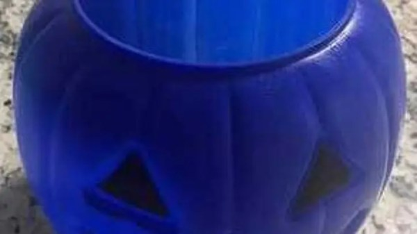 Raising autism awareness with blue Halloween buckets