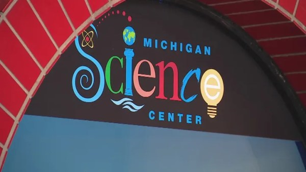 Free admission to Michigan Science Center for Noel Night