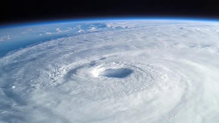 Scientists discover big hurricanes can create