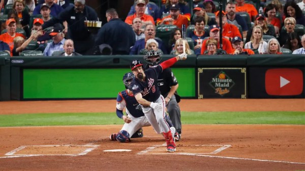 World Series live blog: Nationals, Astros tied 2-2 after 5th inning