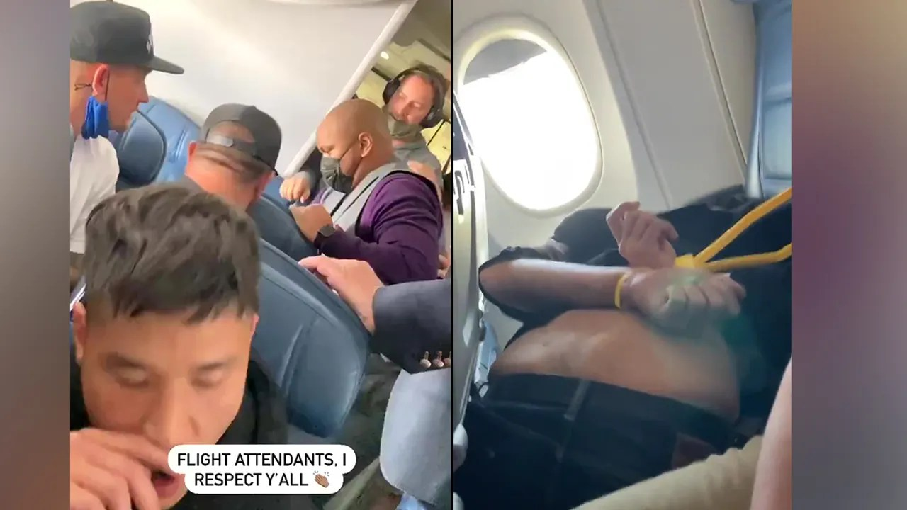 Man allegedly tries to hijack airplane out of Los Angeles; FBI investigating 6/4/21