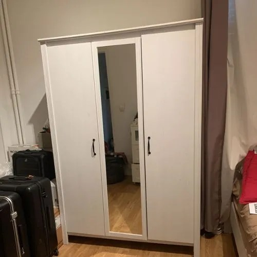 Armoire Ikea Blanche Pas Cher Ou Doccasion Sur Rakuten