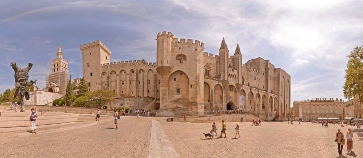 Palacio de los Papas de Aviñón