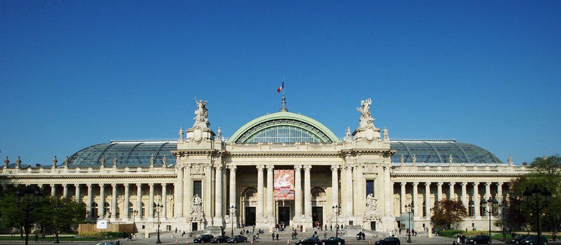 Grand Palais facade @Collection RMN-Grand Palais, Mirco Magliocca