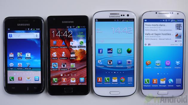 Samsung-Galaxy-S4-Famille-Galaxy