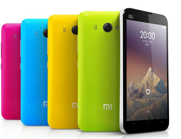 android xiaomi mi-2s chine 0