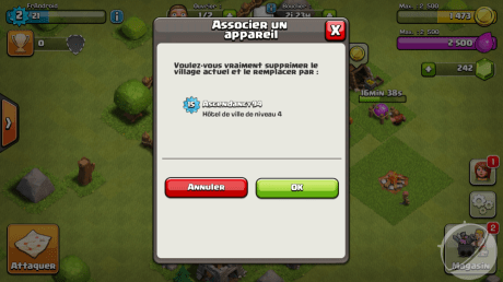 Clash of ClansClash of Clans Android 4