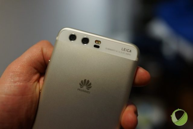Huawei P10: photo effects come on Mate 9    but not on P9