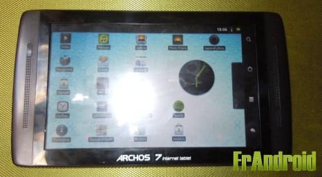 Archos-A70-face