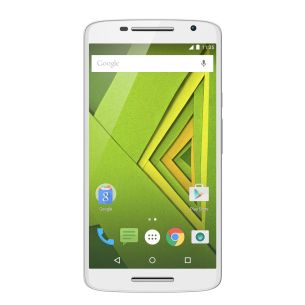 Motorola-Moto-X-Play-Blanc-Face