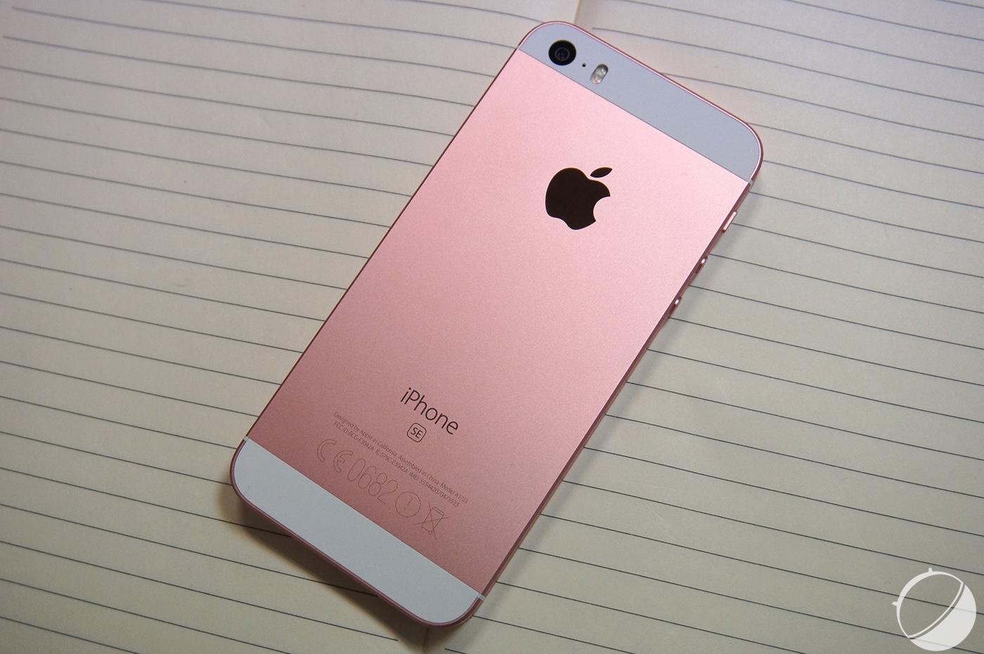 Test Apple IPhone SE Notre Avis Complet Smartphones