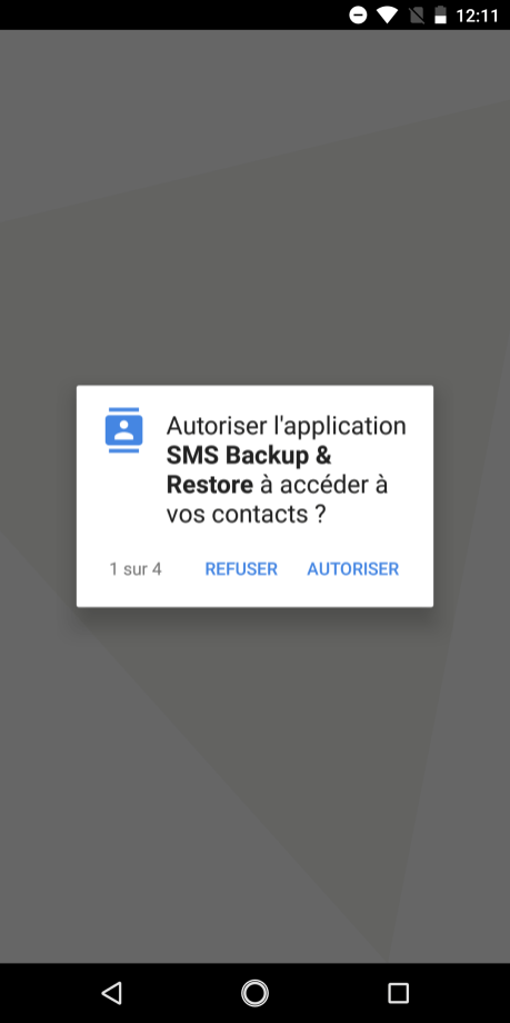 SMS Backup and restore (1)
