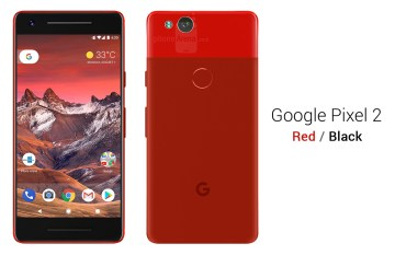 google-pixel-2-red-black