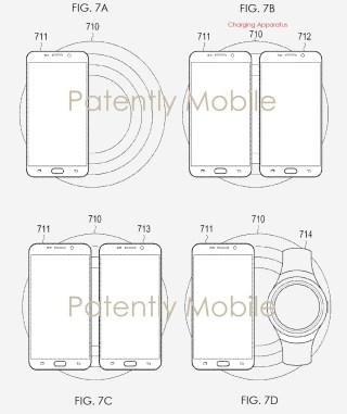 brevet-samsung-dual-charging-pad-station-base-recharge-sans-fil-illustration-2