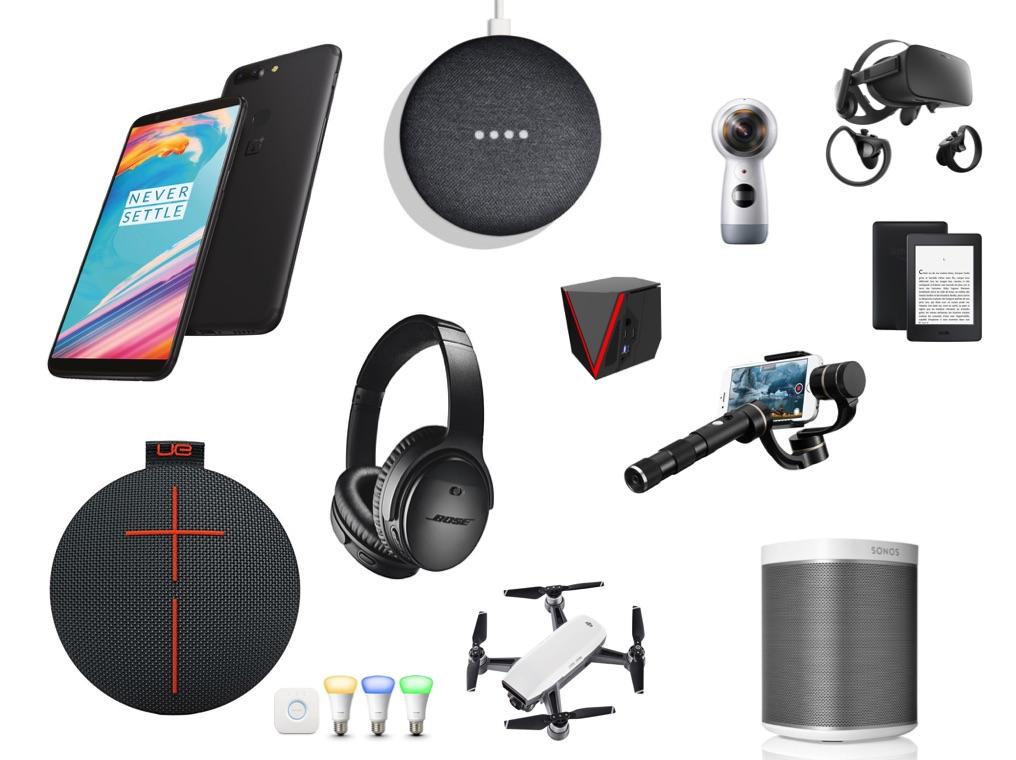 15 Ides De Cadeaux High Tech Pour Un Nol Trs Geek