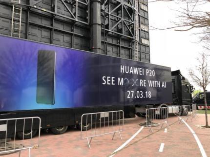 Huawei P20 pub mwc
