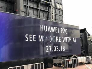 Huawei P20 pub