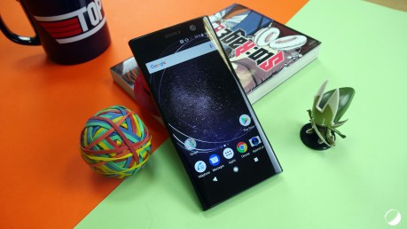 Sony Xperia XA2 biais