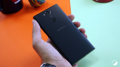 Sony Xperia XA2 dos