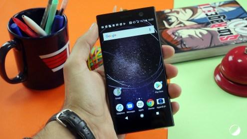 Sony Xperia XA2 faceee