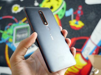 Nokia 6 2018 dos b