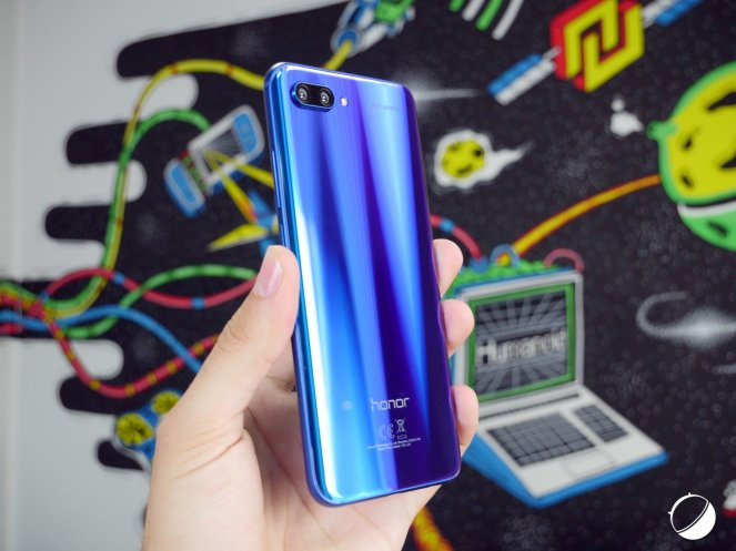 Honor 10 dos