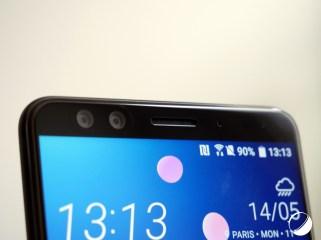 HTC U12 Plus apn face