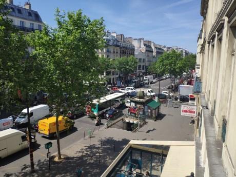 rue balcon