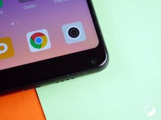 Xiaomi Mi Mix 2S selfie