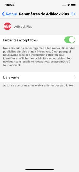 AdBlockPlus Microsoft Edge beta iOS (3)