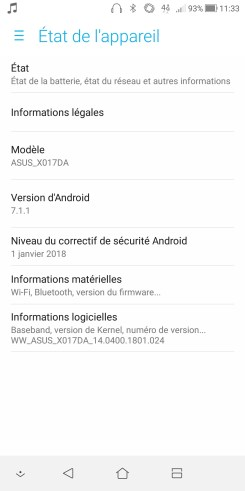 Asus Zenfone 5 Lite ZenUI captures screenshots (3)