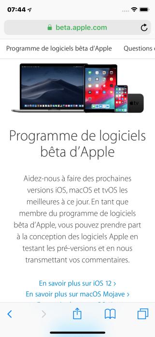 iOS 12 beta (2)
