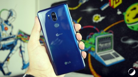 LG G7 ThinQ dos