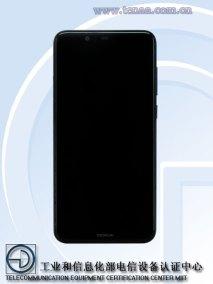 Nokia 5.1 Plus a
