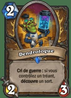 dendrologue