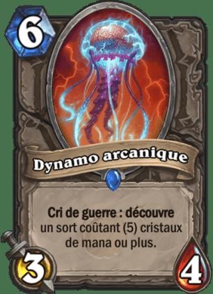 dynamo-arcanique